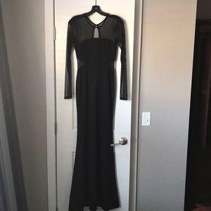 Black BCBGeneration dress never worn.